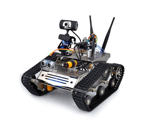 Hotsale Draadloze Wifi Robot Auto Kit voor UNO R3/HD Camera DS Smart Robot Car Chassis Kit Voor Kids