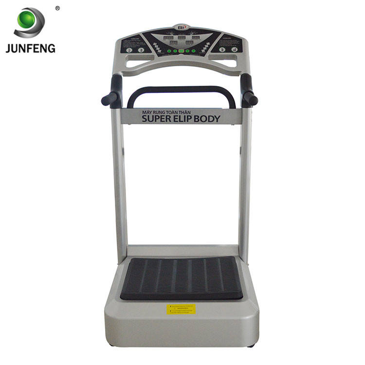 3D crazy fit massage manual vibration slimming plate platform machines
