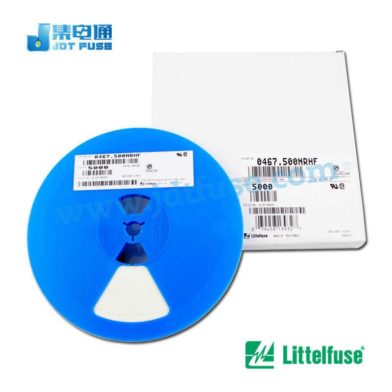 Littelfuse film sottile fusibili 0467.500 nrhf variano fusibile ad azione rapida 500ma 32v 0603