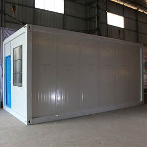 Wholesale containerized house unit tiny container house resorts container house luxury villa in india