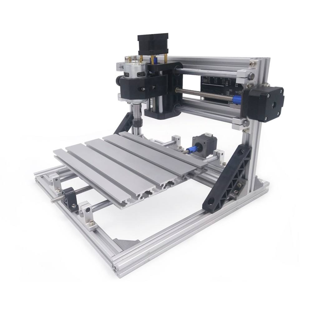2418 With ER11 CNC Engraving Machine Pcb Milling Machine Wood Carving Machine