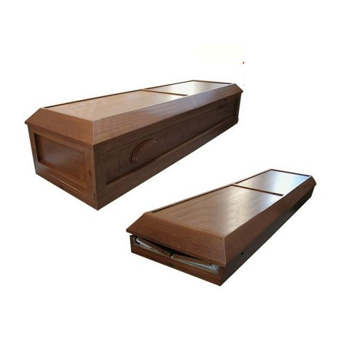 TD-KD01 Knock-down MDF coffin