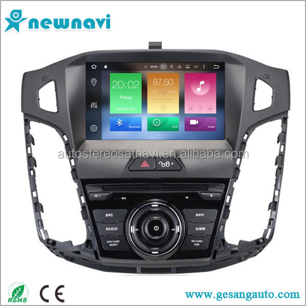 9 Pollice Digital Car DVD Player con GPS Navigation doppio din car stereo per FORD focus <span class=keywords><strong>2012</strong></span>