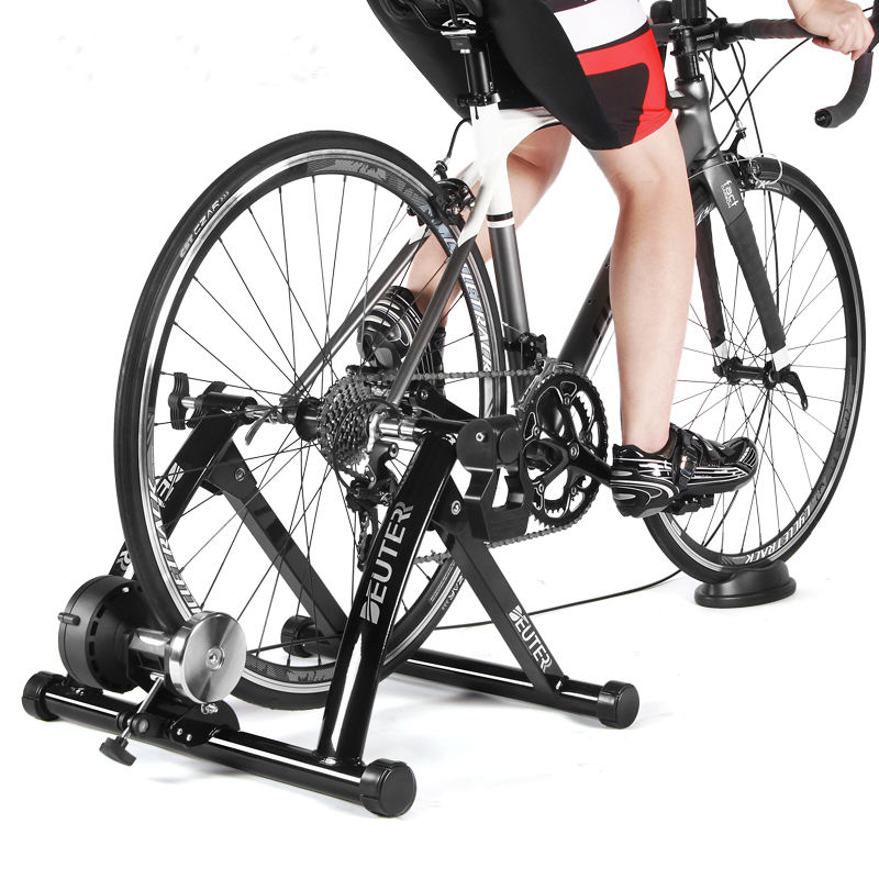 NEW Indoor Cycling Bicycle Bike Stationary Roller Rollers Trainer Exercise Win 2