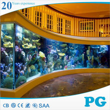 PG Fish Tank Acrylic Aquarium Pet Food