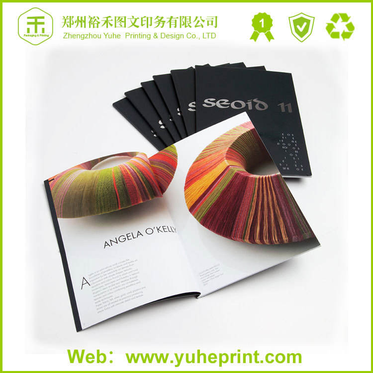 2015 best seller customized a5 hardcover paperback catalogs printing wholesale sports catalogue
