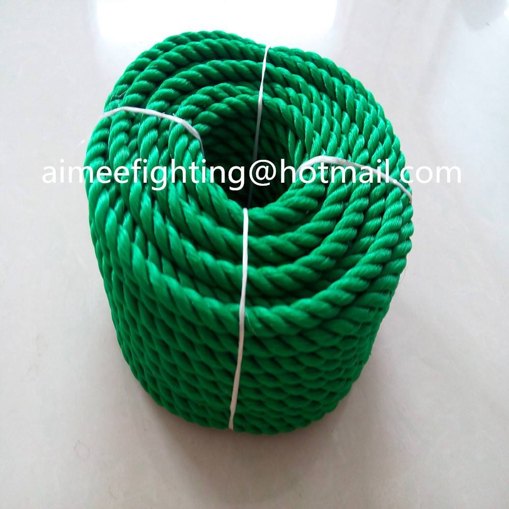 monofilament polypropylene rope/pet rope/combo rope