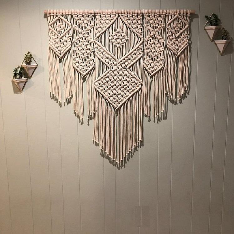 Wall Art Macrame for Home Decor