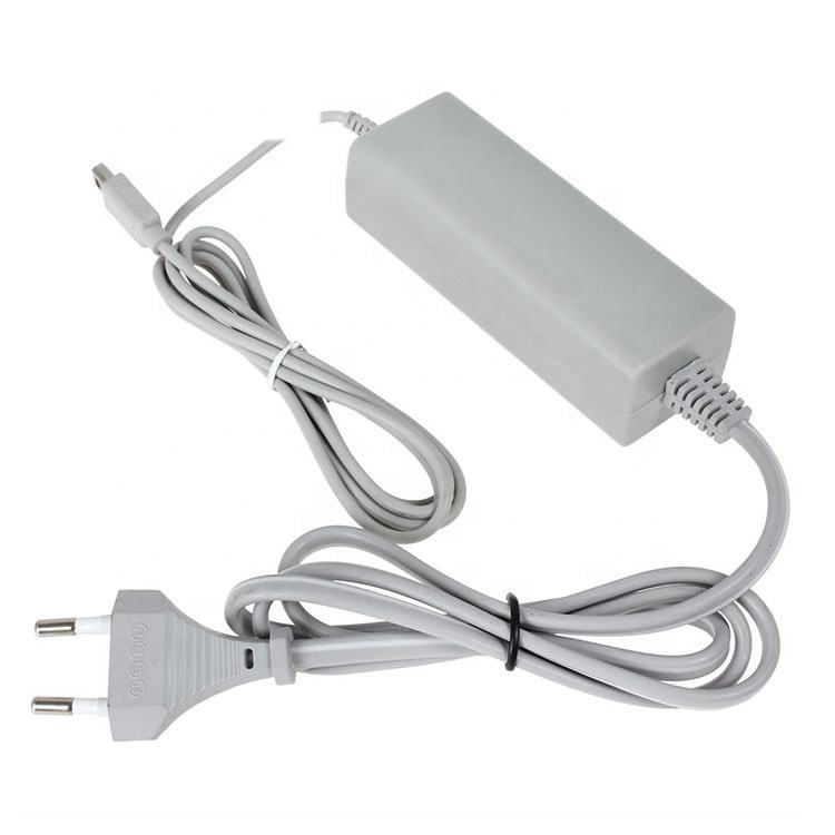 Fast Charging Home Power Supply Wall Plug Charger For Nintendo Wii Wii U