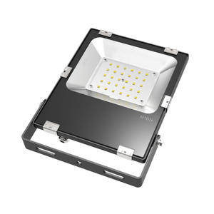 Outdoor Lighting 30w Spare Parts Diffuser Badminton Court High Bay Lights 50 W Led Flood Light Fixtures