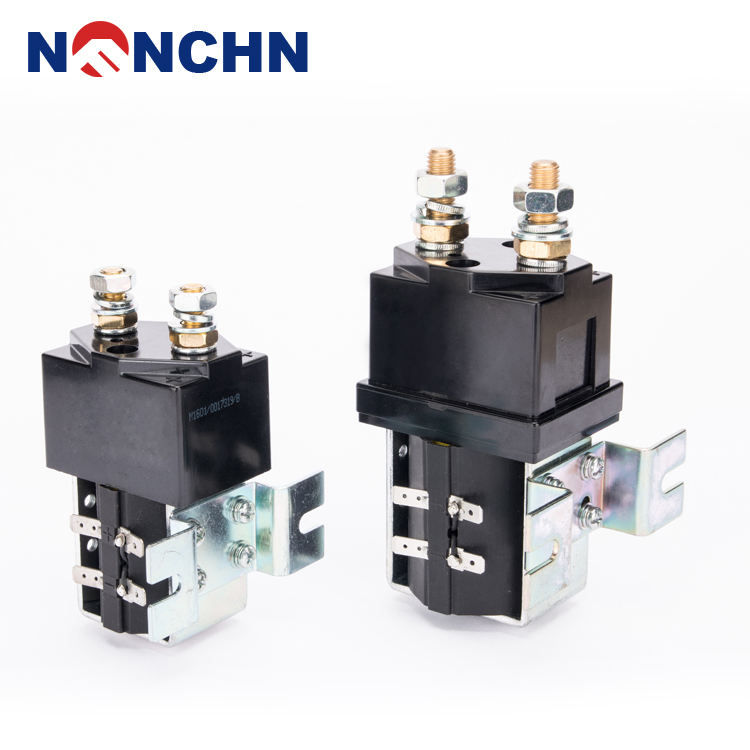 NANFENG Top Selling Products Magnetic Dc Contactor Contactor Magnetic