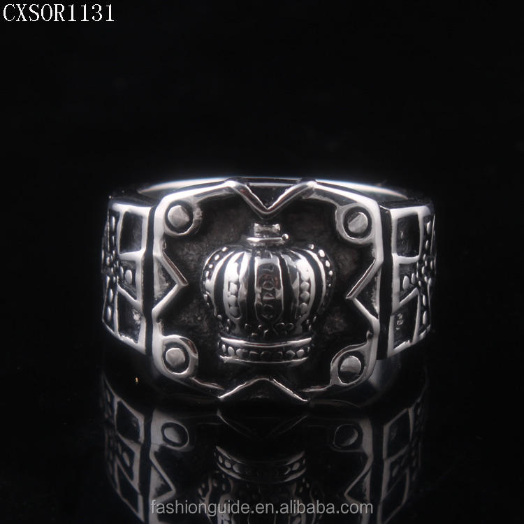 Mens Casting Ring Jewelry
