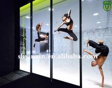 promotional durable indoor window cling decals