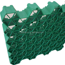 plastic grass lawn honeycomb gravel stabilizer driveway paving grid