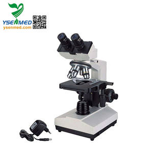 YSXWJ107BN Binocular Electron Lab Microscope with Low Price Microscope