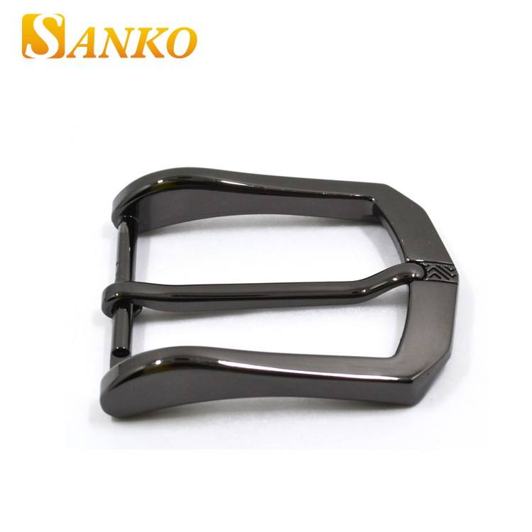 Simple Pin Buckle [ Metal Belt Buckles Buckle ] Belt Metal Belt Buckle Sanko Wholesale Alloy Metal Trousers Adjustable Belt Buckles Mens Waistband Pin Belt Buckle Factory Sale Directly