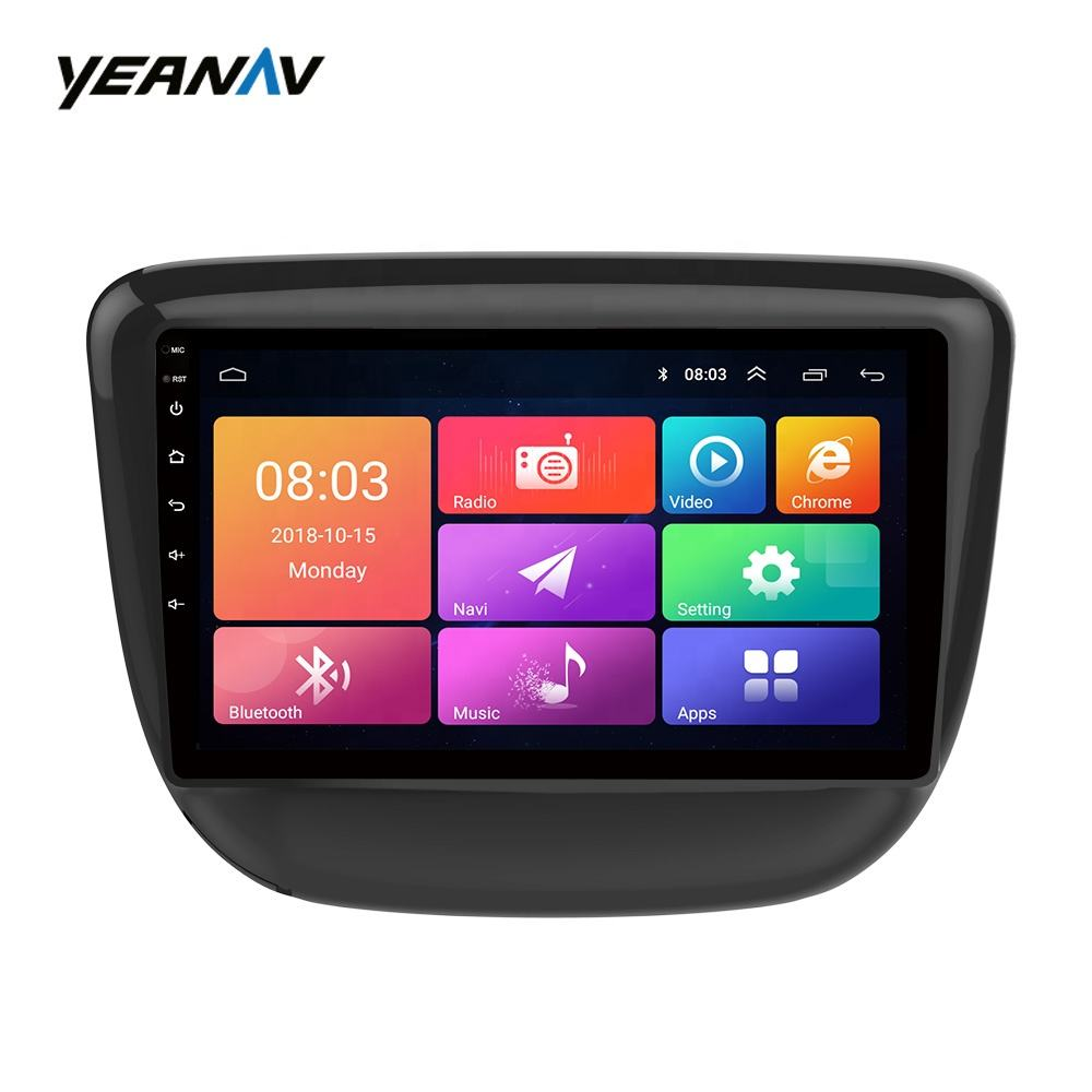 2.5D touch screen 9 inch cavalier navigation GPS factory supply reasonable price