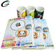 High Quality Factory A4 size Direct Heat Transfer Paper Sublimation Paper
