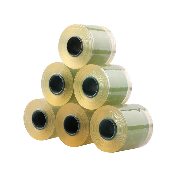protective film clear cable film electric wire pvc cables rolled stretch film