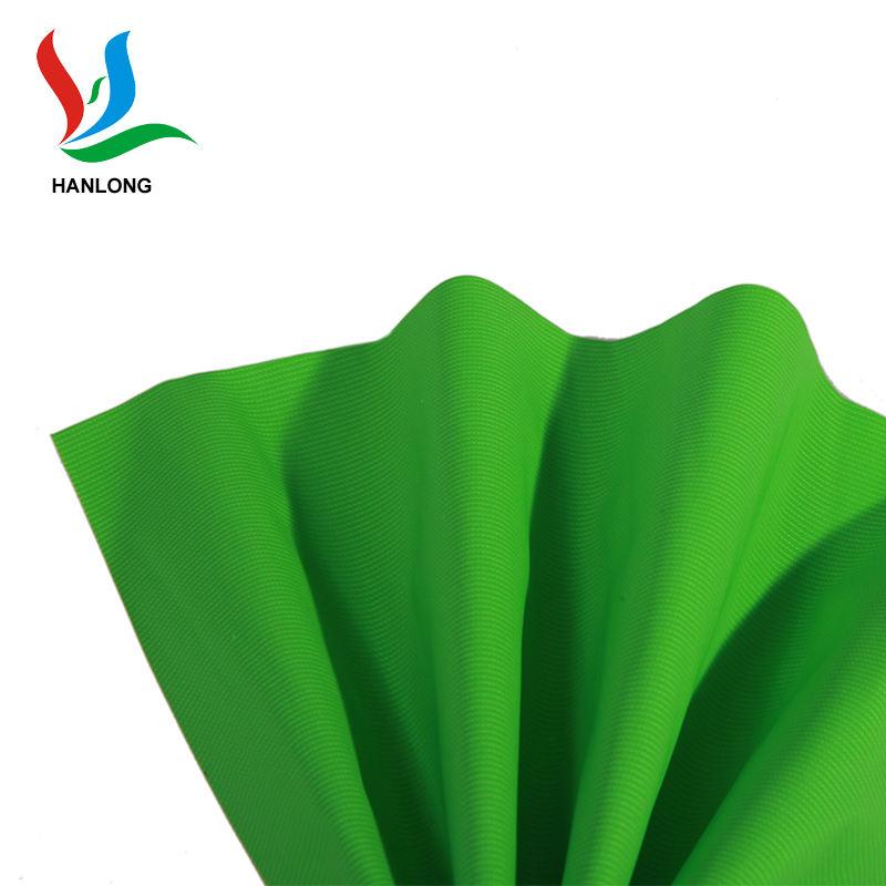 Ventas calientes de la alta calidad envuelven punto tejido recubierto de PVC lona