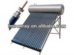 compacto a presión géiseres solares muebles para el hogar