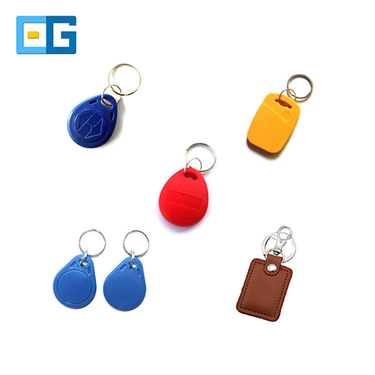Portecl Personnalisable 자동차 알람 맞춤형 Rfid 키 Fob