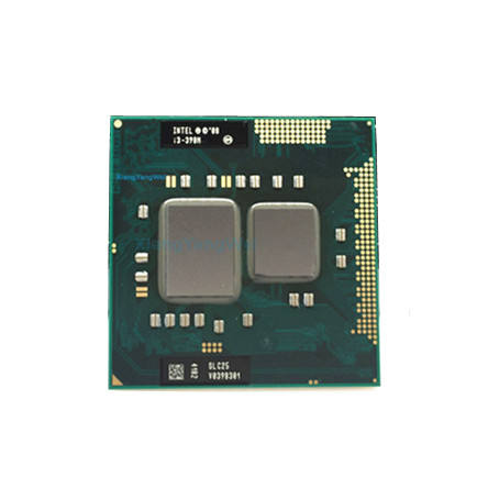 For Intel Core i3-390M Processor i3 390M Dual-Core Laptop CPU PGA988 cpu