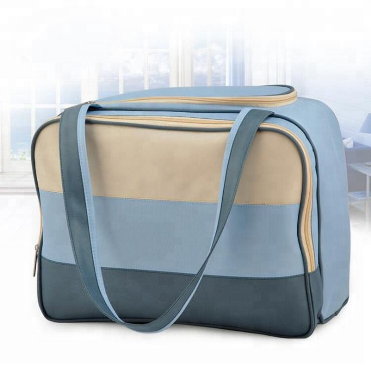 Colorful Hot sale Nursery Diaper Fashion Design Travel Bag Diaper Bags Tote Baby Nappy Bag