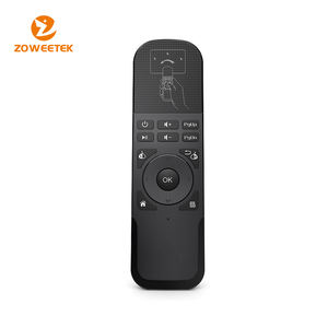 Plug and Play Wireless Onida TV Telecomando Con Fly Air Mouse