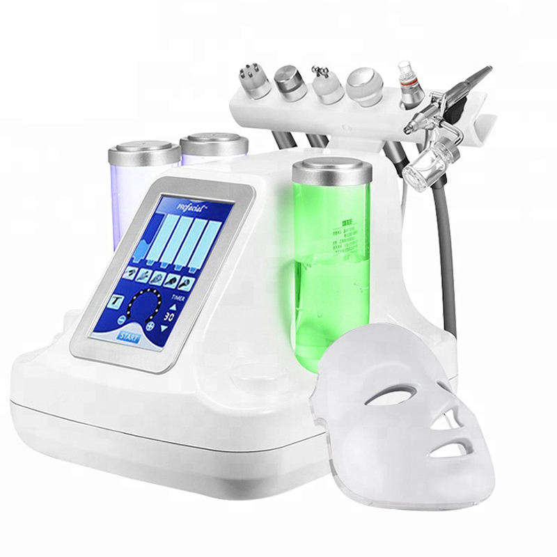 น้ำ Dermabrasion คริสตัล Microdermabrasion Diamond Hydro Facial Machine