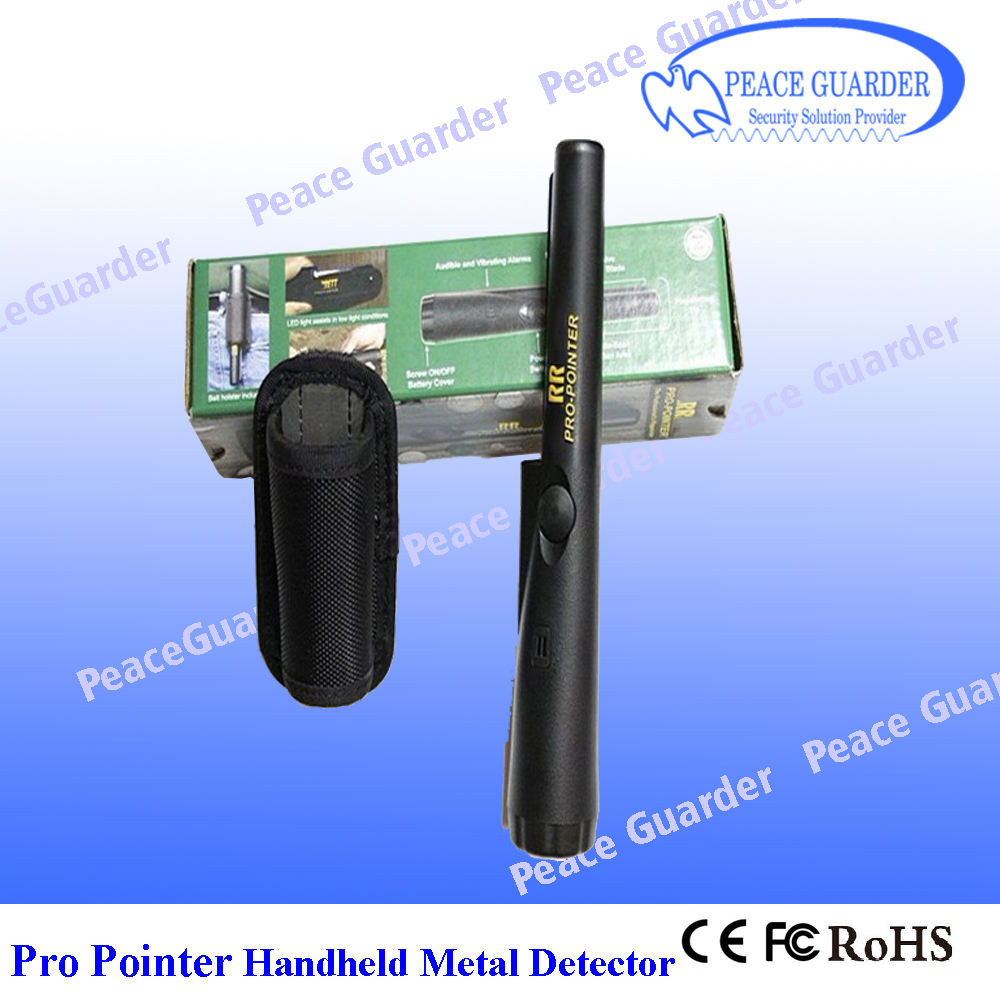 Detector de Metales manual resistente al agua Pro Pointer THD