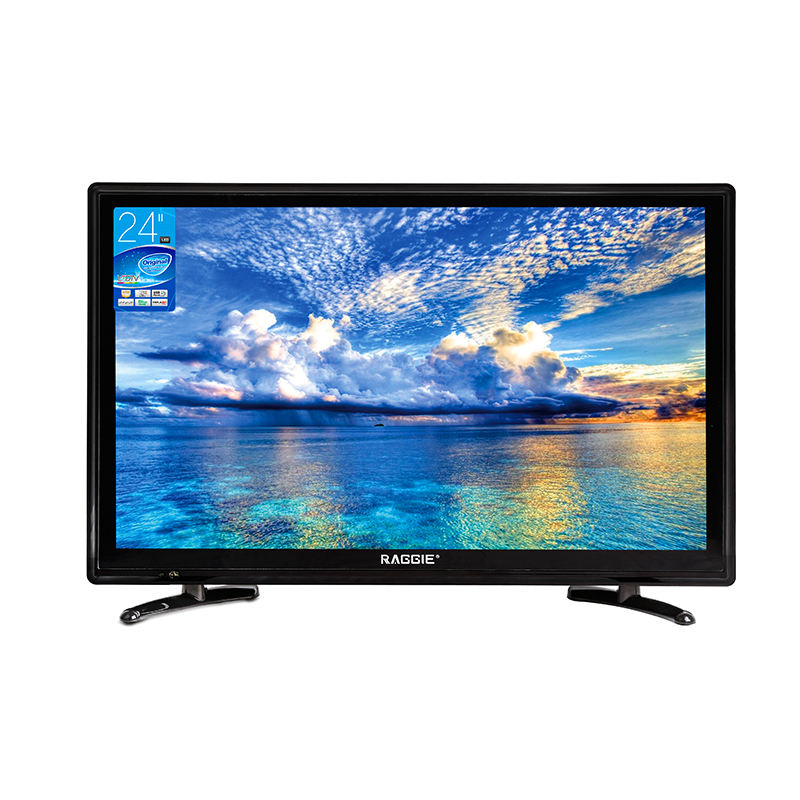 RAGGIE Commercio All'ingrosso Full HD Televisione 4 k 24 pollici LED TV
