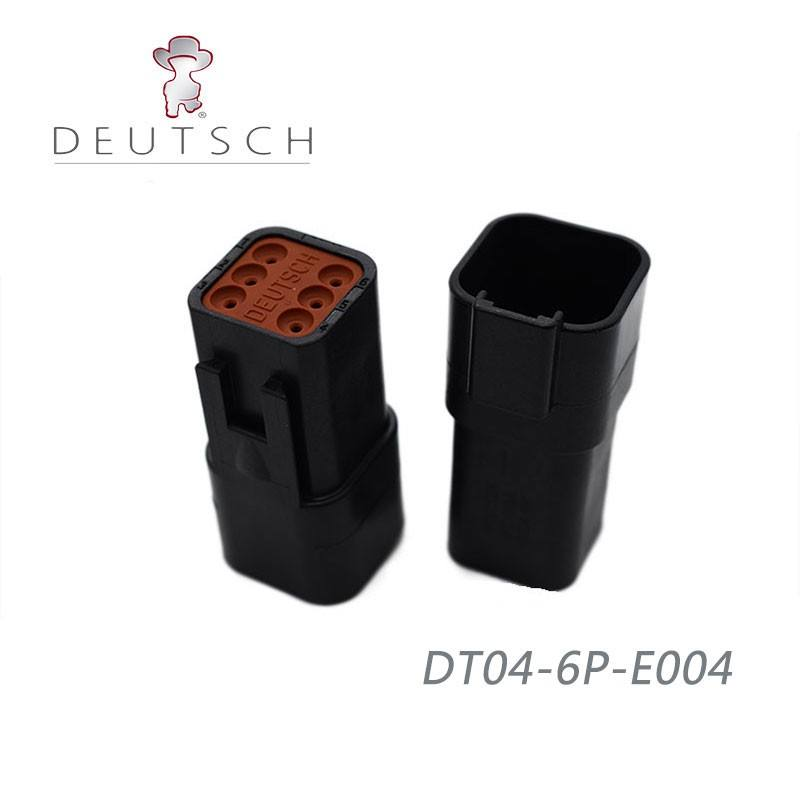 Delhi TE DEUTSCH Connector Connector Terminal DT04-6P-E004 Original Import