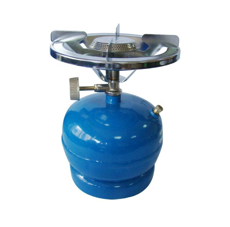 Good quality 3KG Gas Tank From 30 Years LPG Cylinder Daly Factory