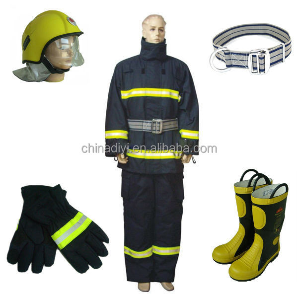 Fire Fighting Suit for Fireman