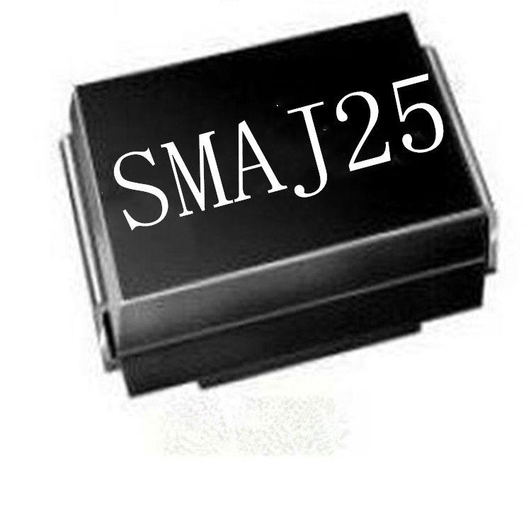 ESD Suppressors//TVS Diodes 400W 12V Unidirect Pack of 100 SMAJ12A-TR