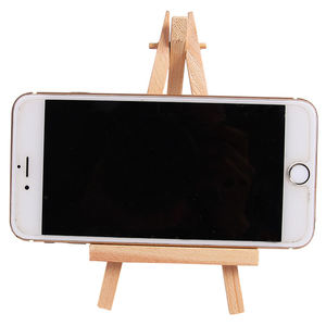 Wholesale Painting Artwork Display Wooden Easel Stand Tabletop Mini Easel