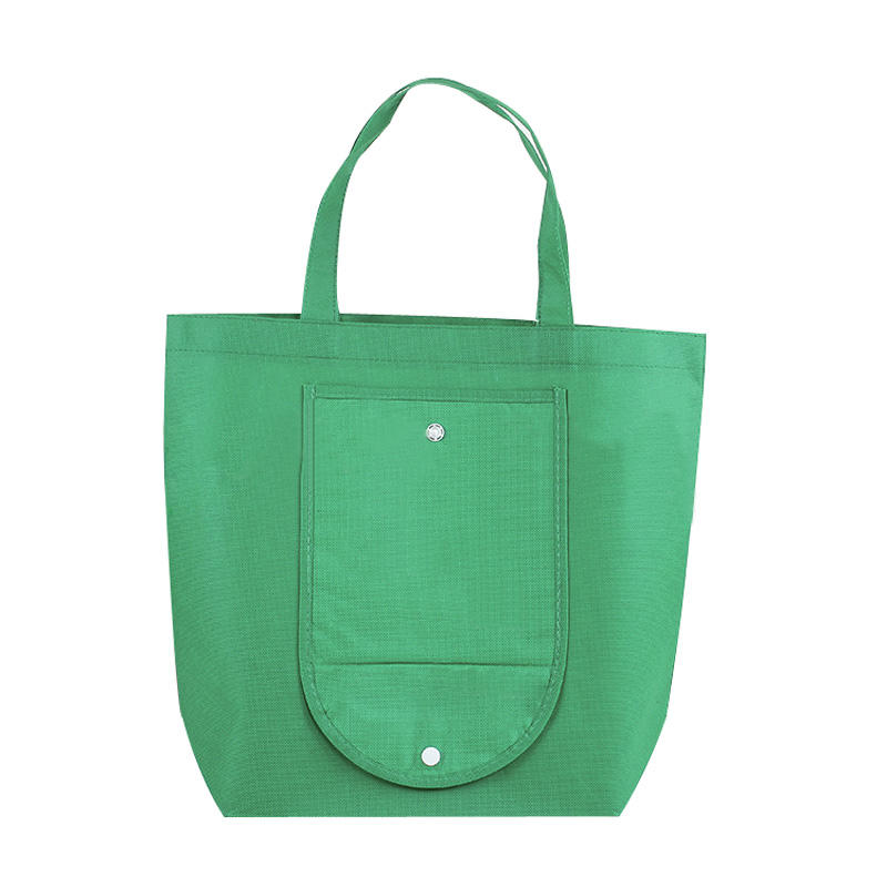 Eco Friendly 비 짠 Fabric Luxury Carry Tote 포장 백