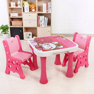 foldable kids study table chair