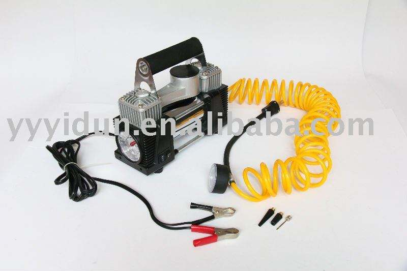 DC12V Mini metal air compressor
