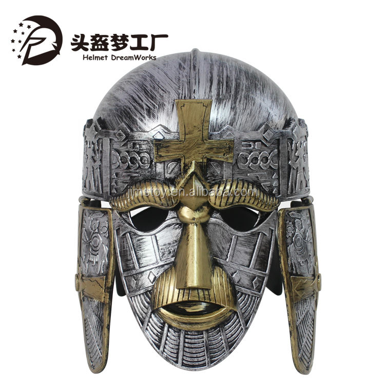 Full Face Mask Halloween Masquerade Party Helmet for Adult