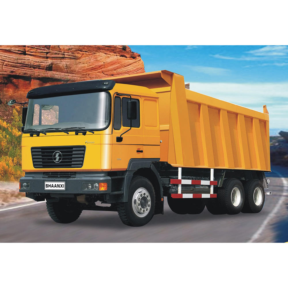 China 40t Shacman Dump Truck Tipper Mining Dump Truck Price
