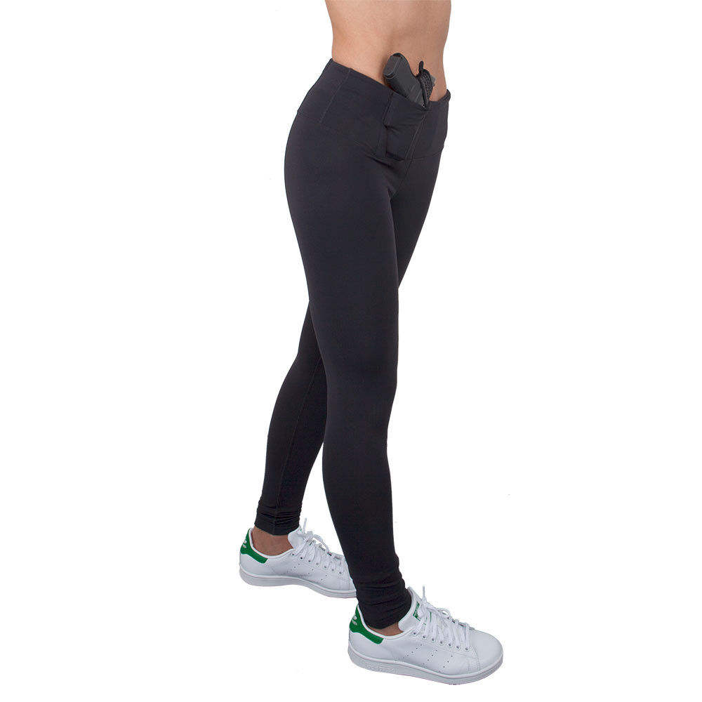 Women's Original Concealed Carry Full Length Leggings