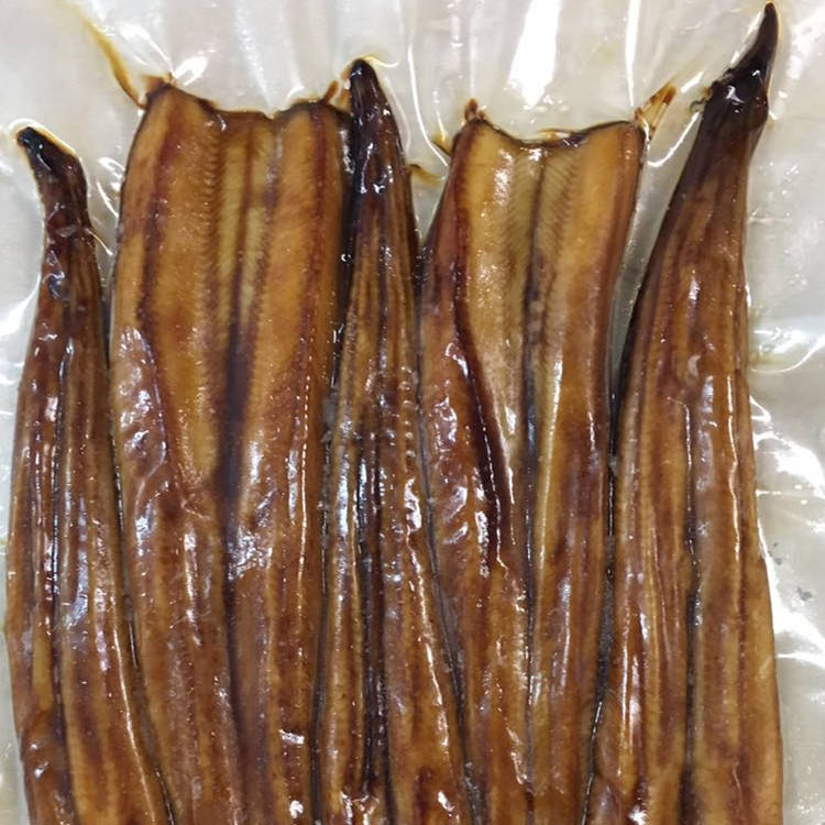 Roasted Fresh Eel Fish Frozen