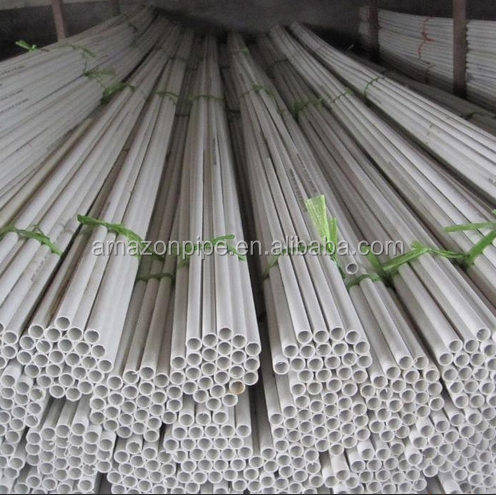 Factory supply high quality pvc conduit pipe price list
