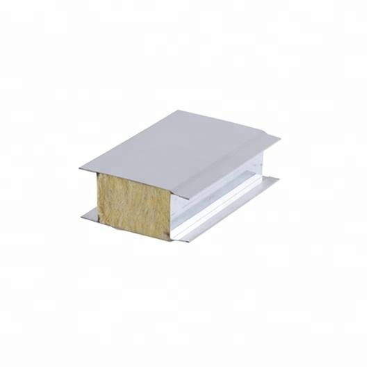 50mm thick thermal insulation PU sandwich panel