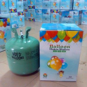 Variety Helium Gas Cylinder For Balloon Party
