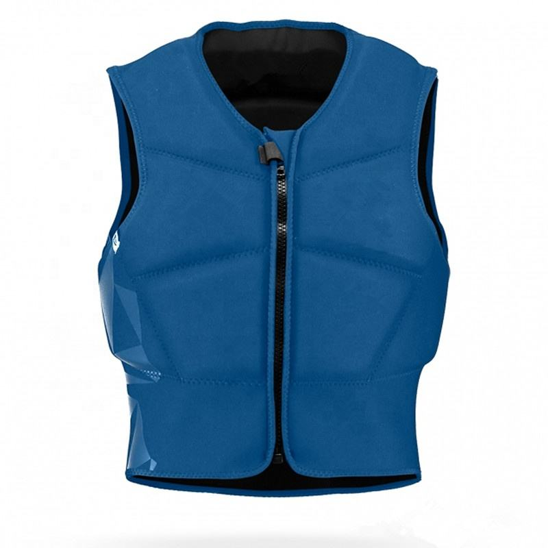 custom portable neoprene life vest jacket fishing life jacket