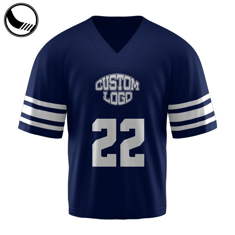 College sublimation custom box lacrosse jersey uniforms