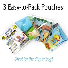 Fashionable disposable baby placemat plastic table topper printing for kids meal